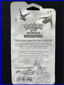 2003 Pokemon EX Dragon Blister Pack Absol Artwork Factory Sealed