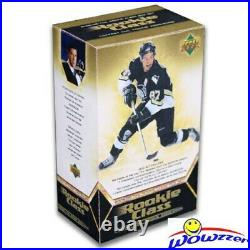 2005/06 UD Hockey Rookie Class Factory Sealed Box Set-Sidney Crosby, Ovechkin RC