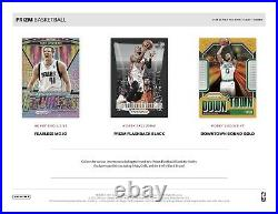 2020-21 Panini Prizm Basketball Hobby Box Factory Sealed Free Shipping