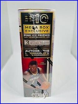 2020-21 Panini Prizm NBA Basketball Mega Box Walmart Brand New Factory Sealed