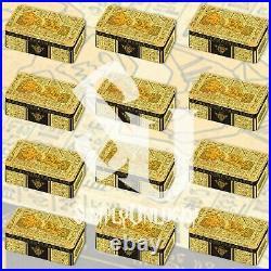 2021 TIN OF ANCIENT BATTLES Case FACTORY SEALED 12 Tins Presale 10/15/21 YuGiOh