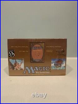 3RD EDITION REVISED BOOSTER BOX x 1 -FACTORY SEALED MTG MAGIC