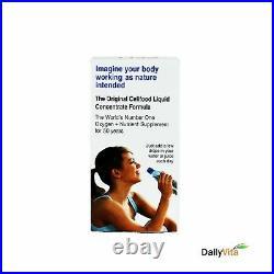 6 x CELLFOOD ORIGINAL 1 FL Oz OXYGEN ENERGY by Lumina Health FACTORY SEALED