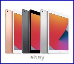 Apple iPad (8th Gen) WIFI 32gb All Colors Factory Sealed Apple Warranty