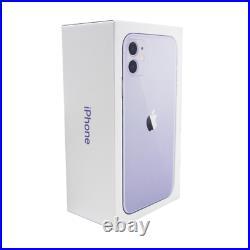 Apple iPhone 11 64GB / 128GB (FACTORY UNLOCKED) BLACK / RED / GREEN SEALED