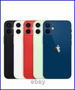 Apple iPhone 12 64gb Unlocked Factory Sealed Factory Warranty
