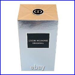 Dior Homme Original 2020 Men Authentic New Factory Sealed 50ml 100 1.7oz 3.4 Edt