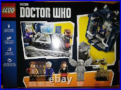 Lego Ideas Doctor Who #21304 BRAND NEW FACTORY SEALED BBC Dr. Who