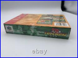 MARIO KART 64 NINTENDO 64 N64 1997 Factory Sealed Brand New 1st PRINT Red label