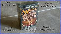 Magic the Gathering Booster Mirage Starter Deck Factory Sealed box New