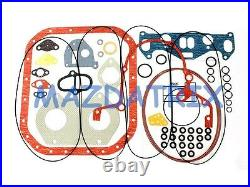 Mazda Rotary 12A 12-A RX7 Factory OEM Gasket Set withFactory Water Seals