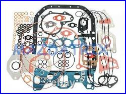 Mazda Rotary OEM 13B 86-88 Turbo RX7 Gasket Set withFactory Water Seals - FC3S