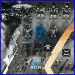 Mega Bloks Construx Halo CNH01 Outlands Skirmish Factory New Sealed Block Toy