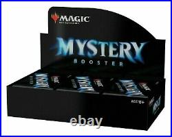 Mystery Booster Box Factory Sealed Retail Edition MTG Magic Cards 24 packs
