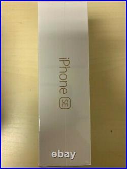 NEW SEALED Apple iPhone SE 32GB ROSE GOLD WORLDWIDE GSM FACTORY UNLOCKED