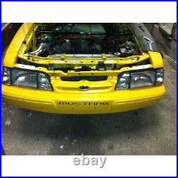 NIB 1987-93 Ford Mustang Headlight Kit w Amber Sidemarkers 5.0 GT LX Fox Body