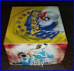 Pokemon Base Set Shadowless Booster Box (Factory Sealed)