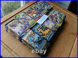 Pokemon Custom Booster Box, Evolutions, Cosmic Eclipse! 36 Factory Sealed Packs