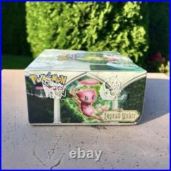 Pokemon EX Legend Maker Booster Box Factory Sealed 2005 TCG