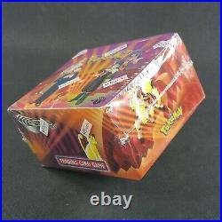 Pokemon Gym Challenge 1st Edition Booster Box English FACTORY SEALED WotC