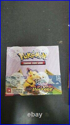 Pokemon TCG Vivid Voltage Booster Box Available Now (Factory Sealed) NEW