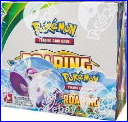 Pokemon XY ROARING SKIES Factory Sealed Booster Box with36 packs FAST SHIPPING