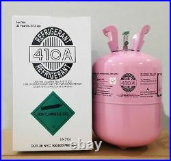R410a, R-410A Refrigerant 25lb tank. New Factory Sealed Ebay