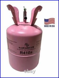 R410a, R410a Refrigerant 11lb tank. New Factory Sealed Lowest Price