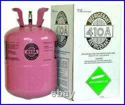 R410a, R410a Refrigerant 25lb tank. New Factory Sealed Lowest Price on Ebay