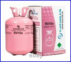 R410a, R410a Refrigerant 25lb tank. New Factory Sealed Lowest on Ebay Virgin