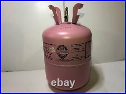 R410a R410a Refrigerant 25lb tank New Factory Sealed Lowest on Ebay Virgin Freon