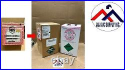 R410a refrigerant 25LB CYLINDER LOWEST PRICE ON EBAY NEW FACTORY SEALED