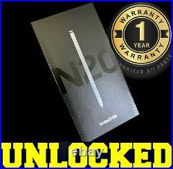 SAMSUNG GALAXY NOTE 20 5G N981U1 128GB Mystic Gray (FACTORY UNLOCKED) SEALEDw