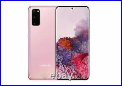 Samsung Galaxy S20 5G SM-G981U1 128GB Cloud Pink (FACTORY UNLOCKED) SEALEDw