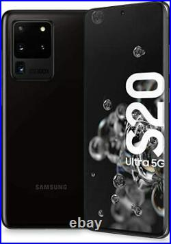 Samsung Galaxy S20 ULTRA 5G G988U1 512GB Cosmic Black (FACTORY UNLOCKED) SEALED