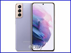 Samsung Galaxy S21 5g Sm-g991u1 128gb (factory Unlocked) Gsm+cdma Sealed