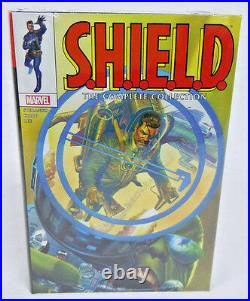 Shield Complete Collection Nick Fury Omnibus Marvel Brand New Factory Sealed