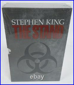 Stephen King The Stand Set Marvel Omnibus & Companion Brand New Factory Sealed