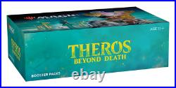 Theros Beyond Death Booster Box NEW & FACTORY SEALED MTG 2-3 DAY SHIPPING